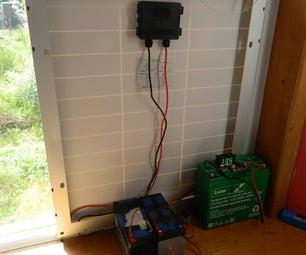 All Weather Solar Powered Raspberry Pi