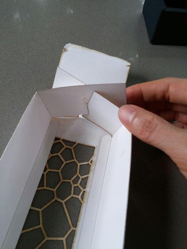 Fold the Box Top