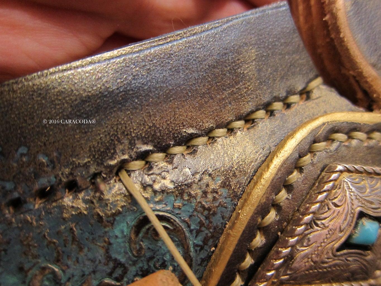 Stitching the Sword