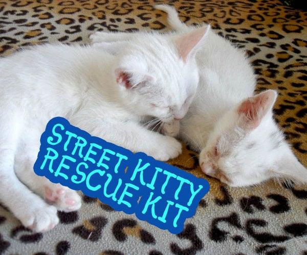 Street Kitty Rescue Kit