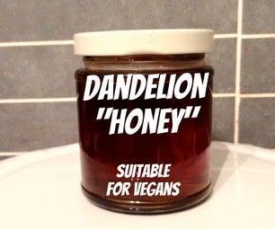 Dandelion Honey - Vegan alternative