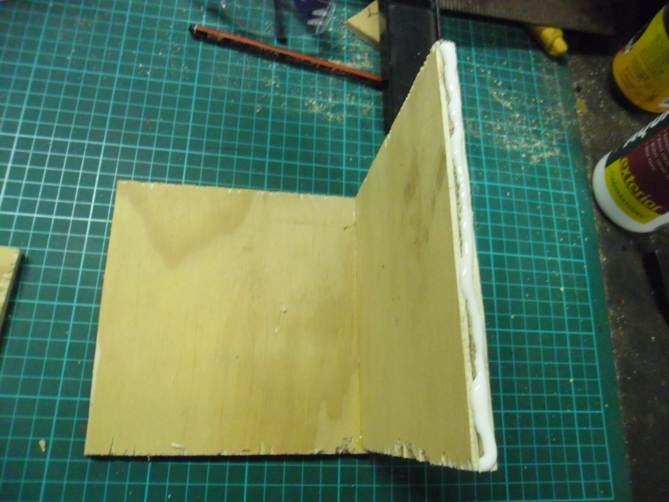 Box Assembly - Step One
