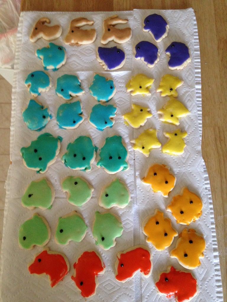Ice Cookies & Decorate