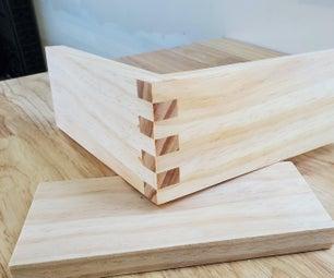 Easy Box联合夹具|桌子中的快速盒子接头锯