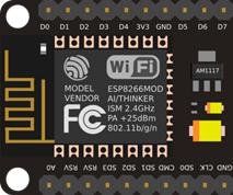 NodeMCU ESP8266 - MQTT - Ubidots