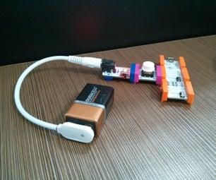 LittleBits Game Controller