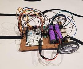 Arduino LineFollower DIY.
