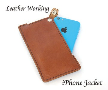 How to Make an IPhone Jacket