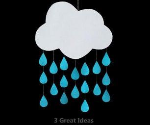 雨云室装饰