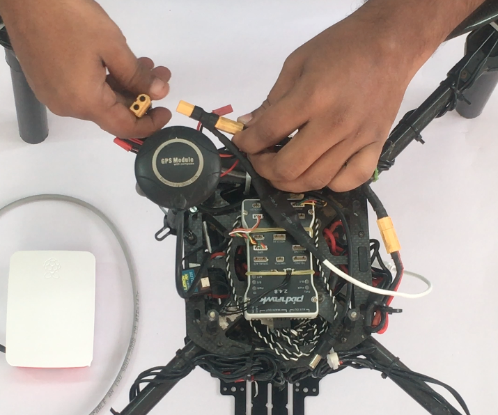 {*Hot*} Building Drone Applications Quickly Using FlytPi Kit