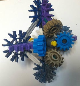 The Planet Gears
