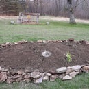 Starting a Country Flower Bed