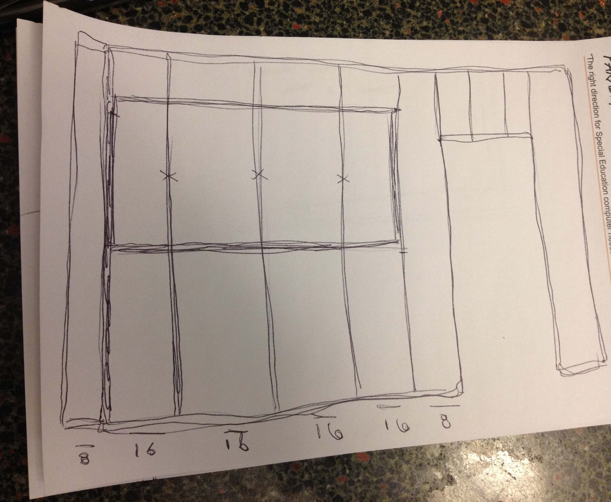 Verifying Your Plans and Cutting Drywall