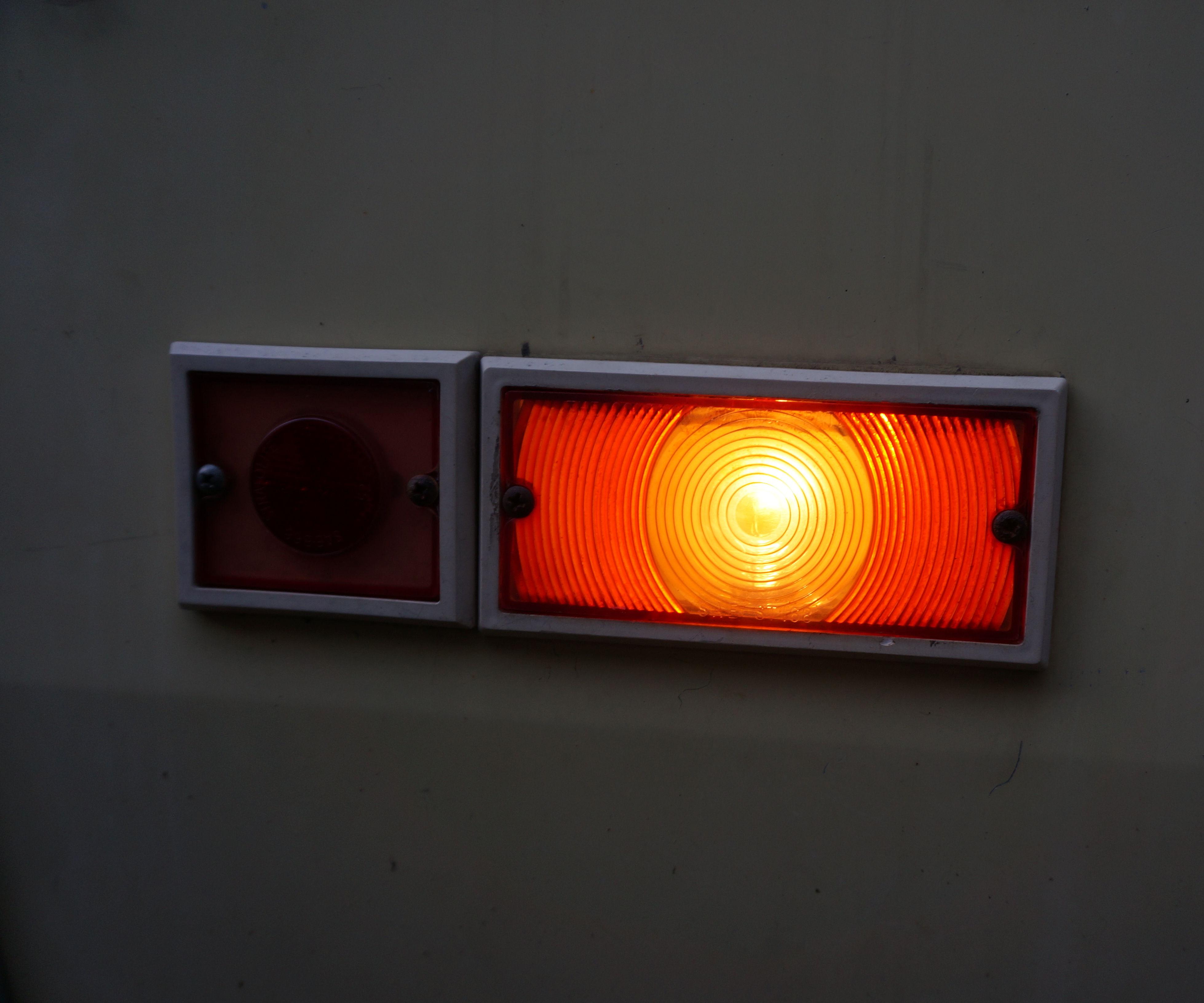 Pop-up Camper Tail Lights Rebuild