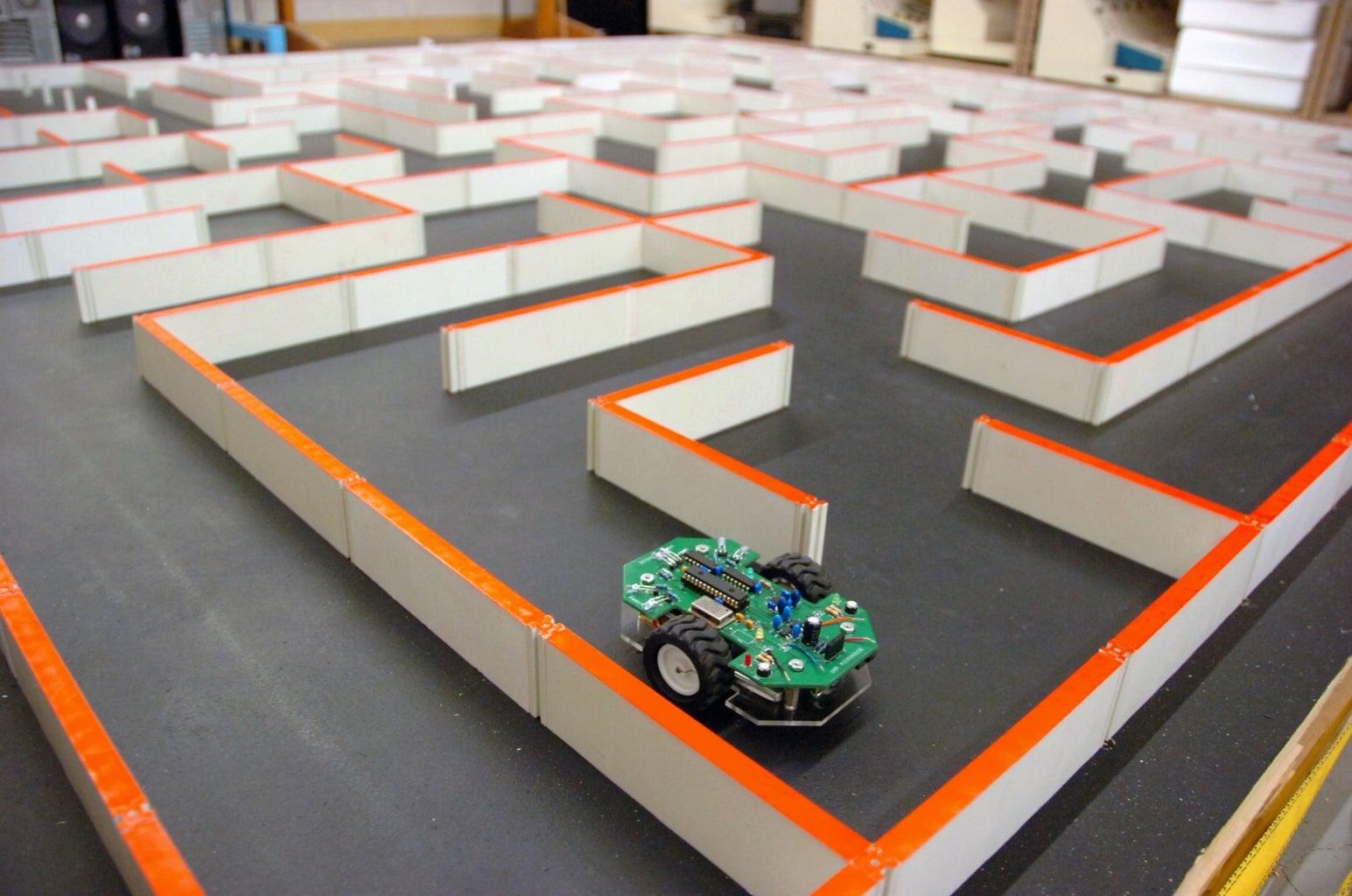 Turtle Robots