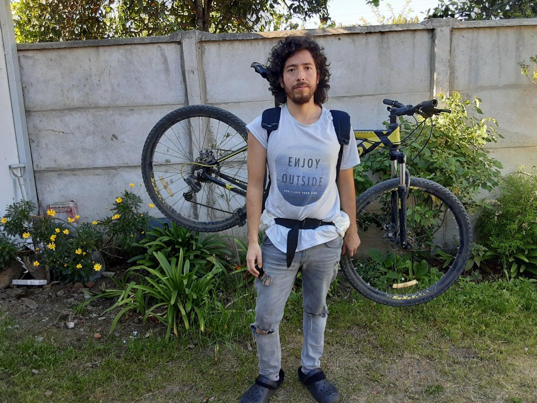 Mountain Bike Backpack