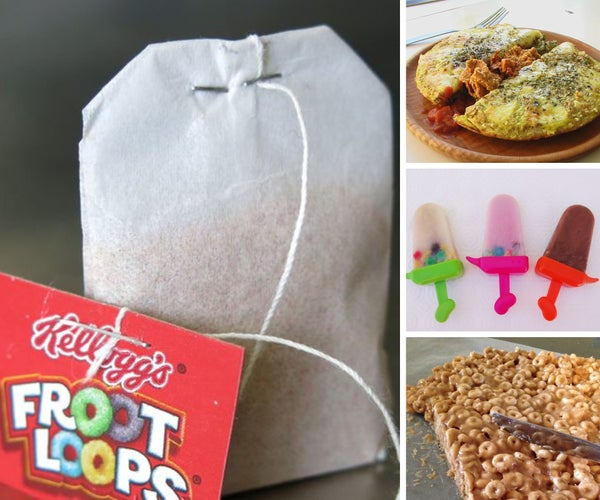 8 Unusual Ways to Eat Cereal