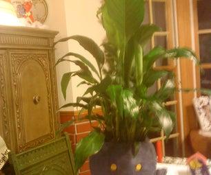 Oddish Flower Pot