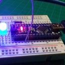How to Wire an Arduino With a Led (Como Conectar Un Arduino Con Un Led)