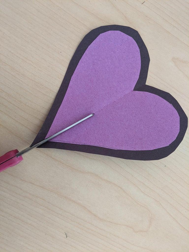 Cut the Heart in Half.