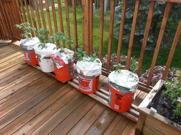Bucket Planter