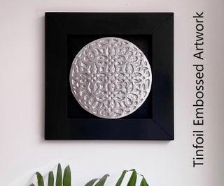 Tinfoil Embossed Artwork