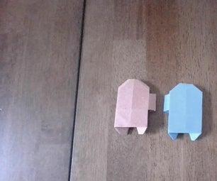 Origami Among Us Character 2.0