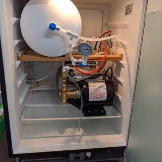 Home Carbonation Setup for Unlimited Seltzer