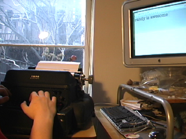 Typewriter Computer Keyboard