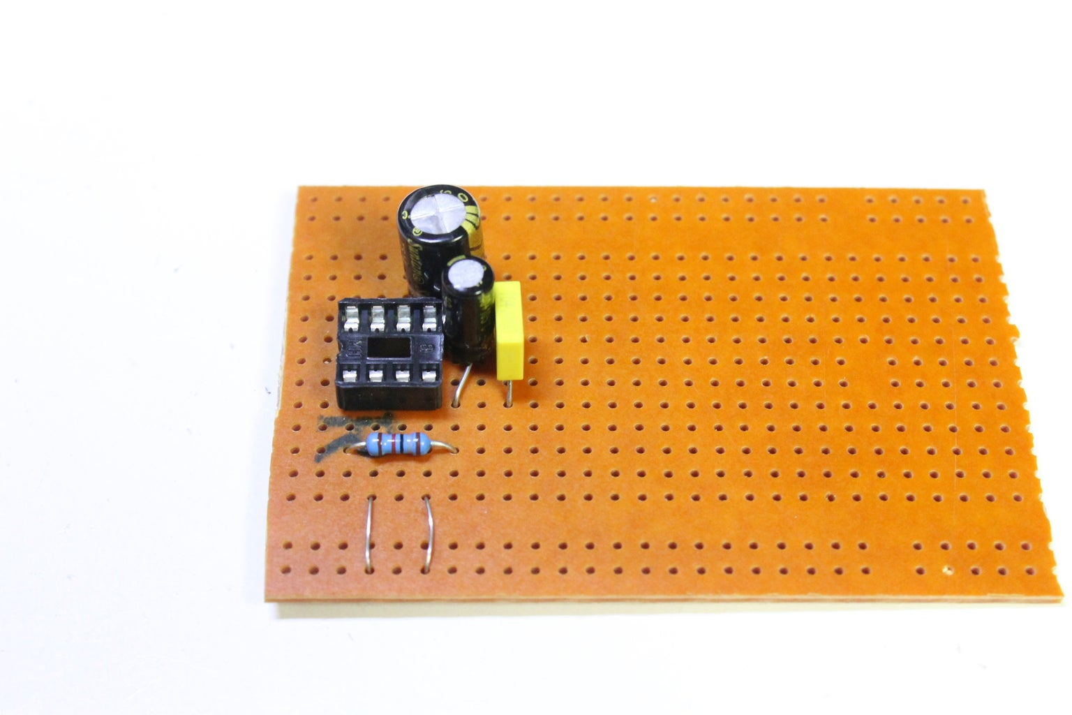 Making the Circuit - Pins 5