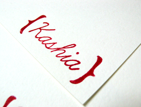 Easy at Home Letterpress  - Part 2