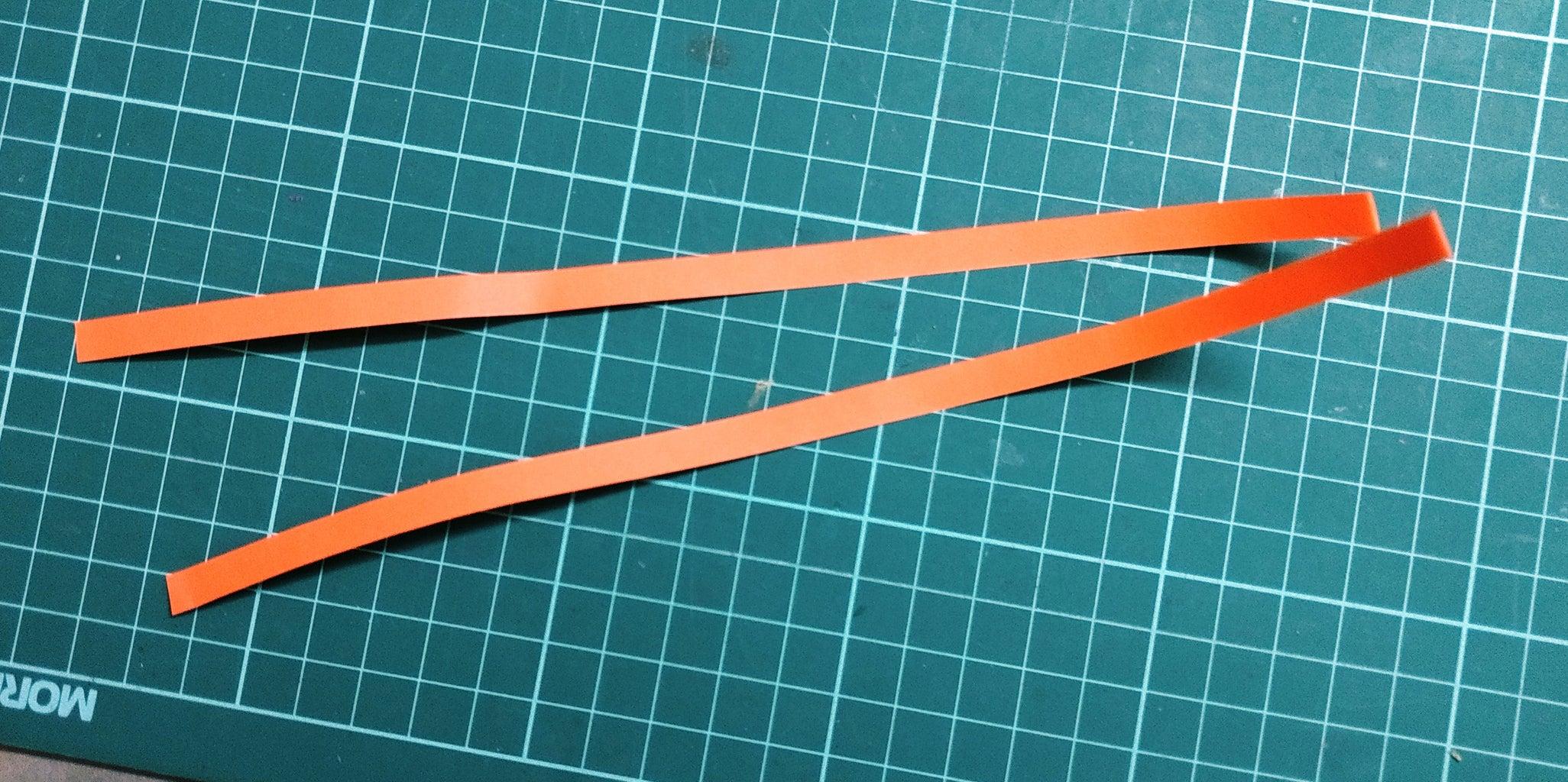 Make Festoons! Quilling Strips
