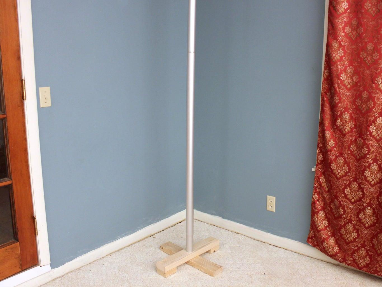 Assemble the Finished Festivus Pole
