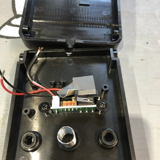 Foot Pedal Shutter Remote