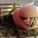 How to Make Venom Peach Diorama | Halloween  Decoration Idea.