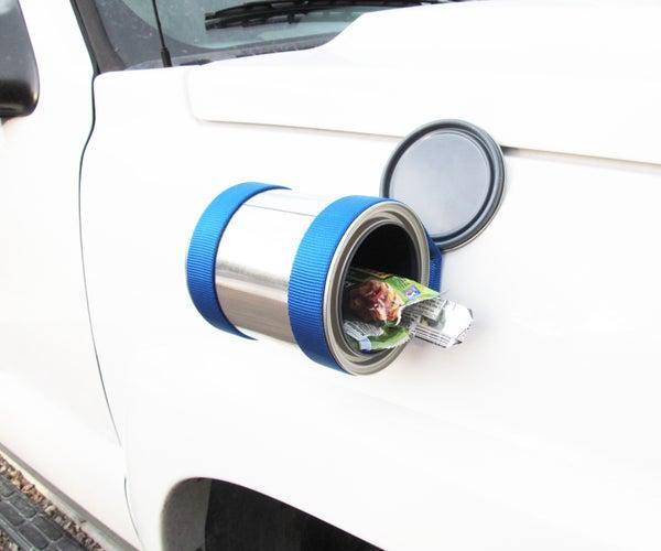 Vehicle Accessory Webbing