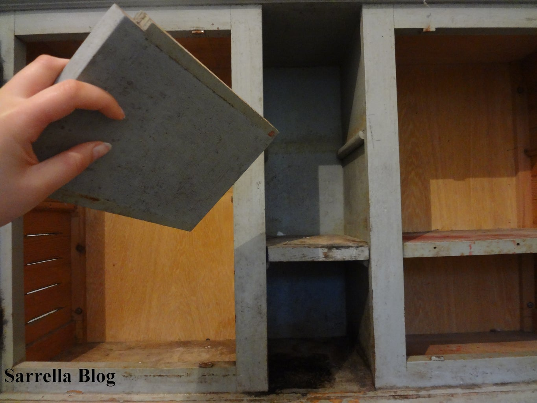 Removing Shelves