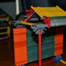 KNEX GUN TARGET FOLDABLE INSTRUCTIONS