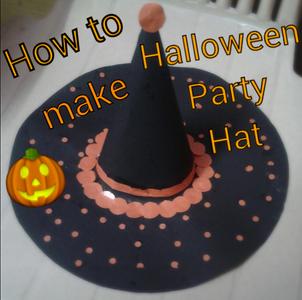 Halloween Party Hat