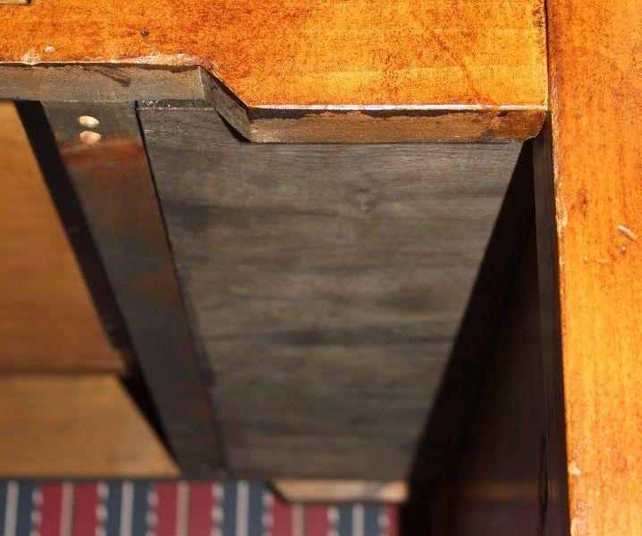 Secret Desk Compartment
