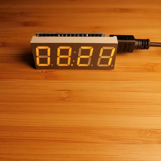 High-speed Clock for Slow-motion Videos