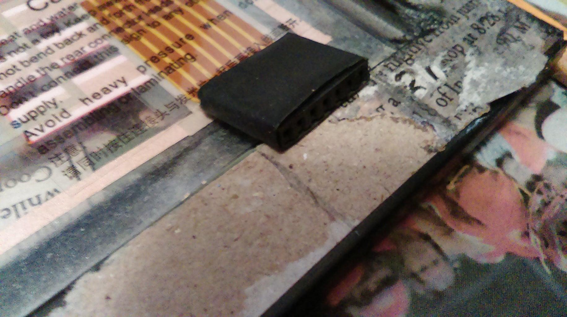 Frame Connector Slot