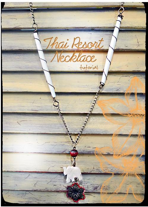 Thai Resort Necklace