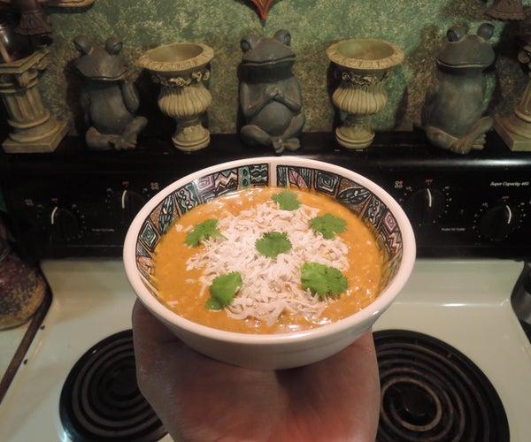 Thai Sunshine Soup