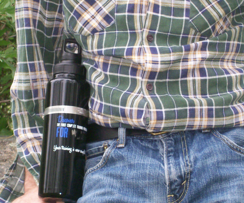 Water Bottle Belt Clip