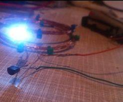 wireless transfer electricity