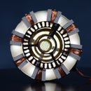 Create a wearable Arc Reactor