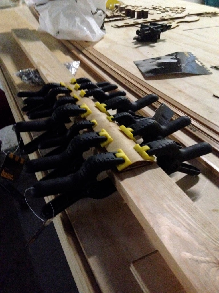 Bending the Fingerboard