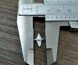 10mm Origami Crane
