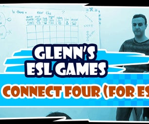 ESL Class Game : Connect Four